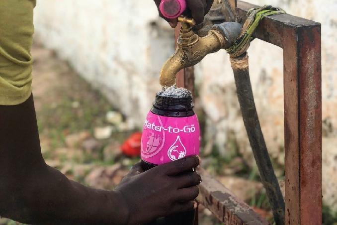 Elk water zal goed smaken